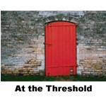 image Brochure - At The Threshold