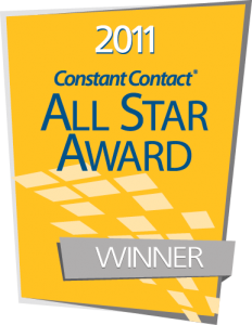 2011 Constant Contact All Star