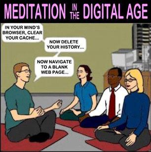 Meditation in the Digital Age