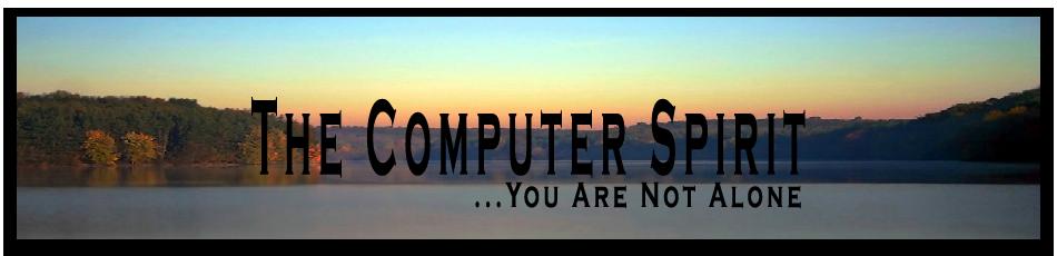 The Computer Spirit