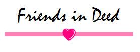 image Brochure - Friends in Deed